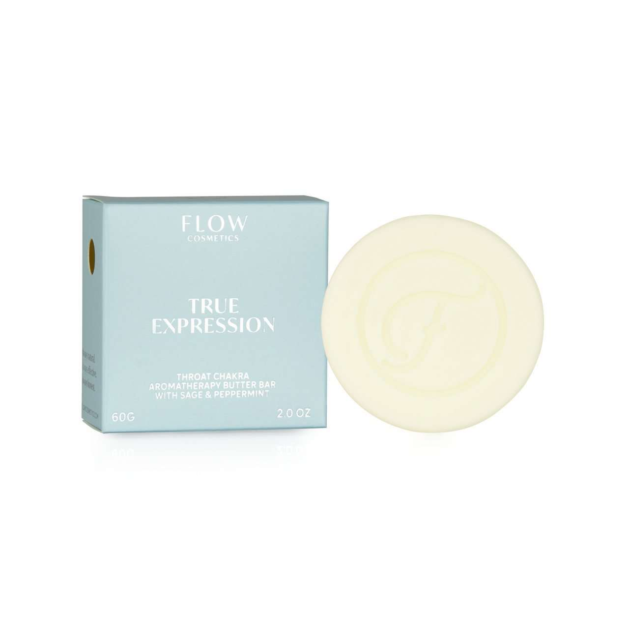 Flow Cosmetics True Expression vartalovoidepala, 60g