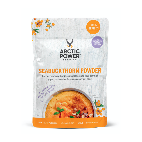 Arctic Power Berries Tyrnijauhe 70g