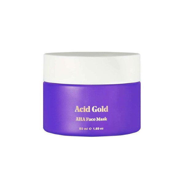 BYBI Acid Gold AHA Face Mask kasvonaamio 50ml