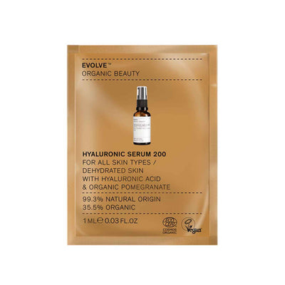 Evolve Hyaluronic Serum hyaluronihappo seerumi 1ml
