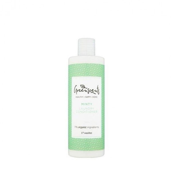 Greenscents Pyykinpesuaine minttu 500ml