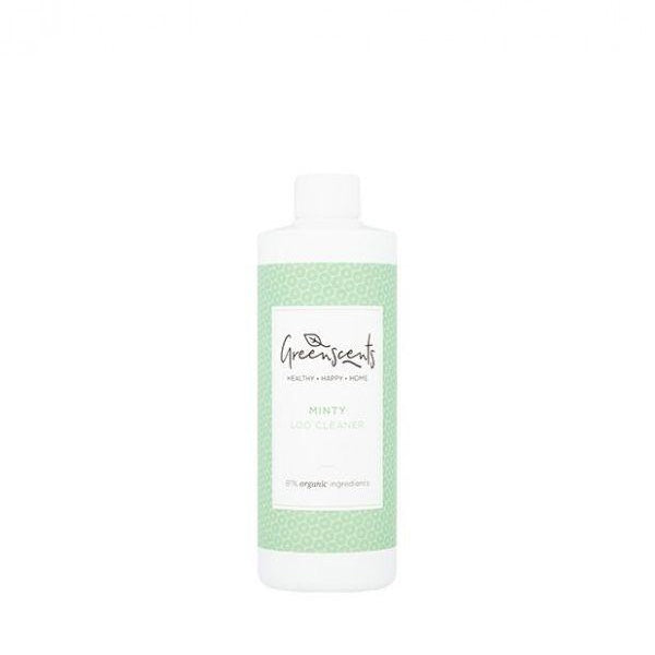 Greenscents WC:n puhdistusaine minttu 500ml