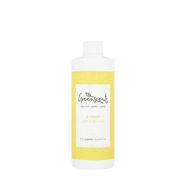 Greenscents WC:n puhdistusaine sitrus 500ml
