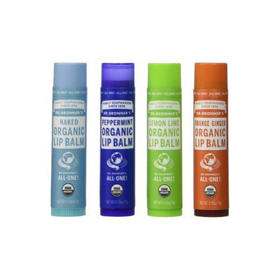 Dr. Bronner's Huulivoide hajusteeton 4g