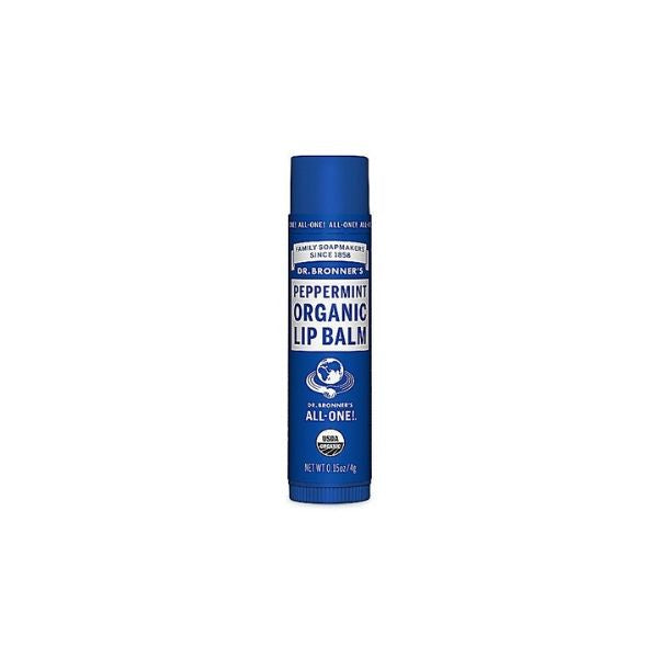 Dr. Bronner's Huulivoide piparminttu 4g