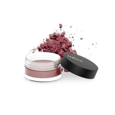 INIKA Organic Loose Mineral Eye Shadow luomiväri Autumn Plum