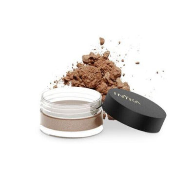INIKA Organic Loose Mineral Eye Shadow luomiväri Copper Crush