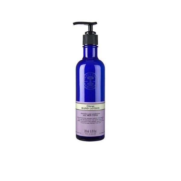 Neal's Yard Remedies Käsivoide sitrus 200ml