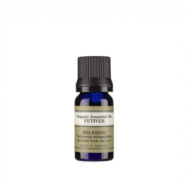 Neal's Yard Remedies Eteerinen öljy vetiver 10ml