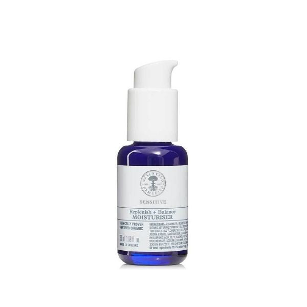 Neal's Yard Remedies Sensitive Replenish + Balance kasvovoide 50ml