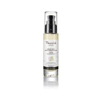 Nourish London Argan Skin Renew kasvovoide 50ml