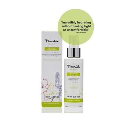 Nourish London Balance kasvovesi 100ml