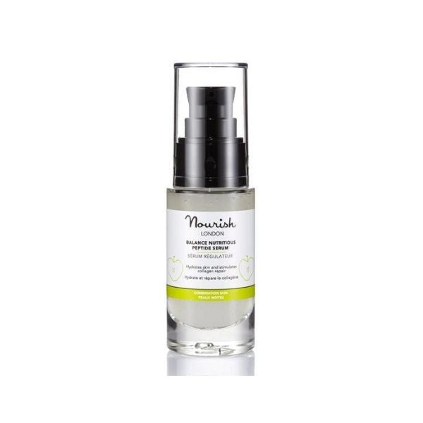 Nourish London Balance peptidi seerumi 30ml