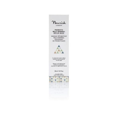 Nourish London Probioottinen monimineraali hoitonaamio 30ml