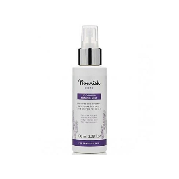 Nourish London Relax kasvovesi 100ml