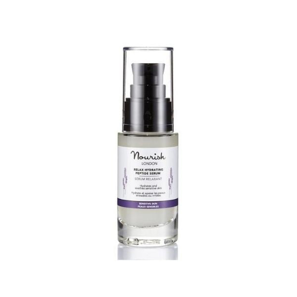 Nourish London Relax peptidi seerumi