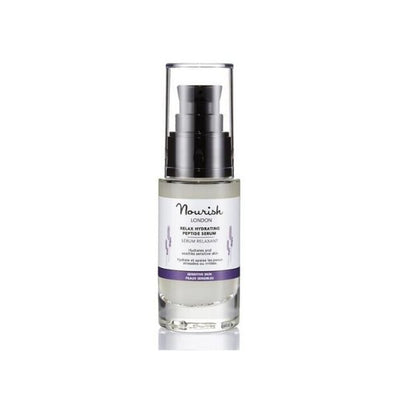 Nourish London Relax peptidi seerumi 30ml