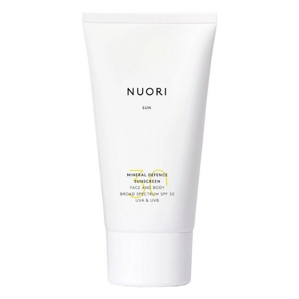 NUORI Mineral Defence Face and Body SPF 30 150ml
