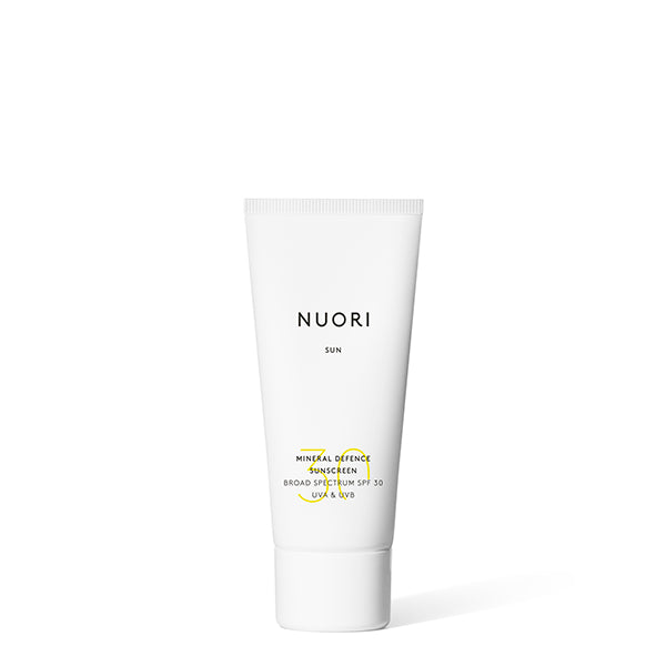 NUORI Mineral Defense aurinkosuojavoide 50ml