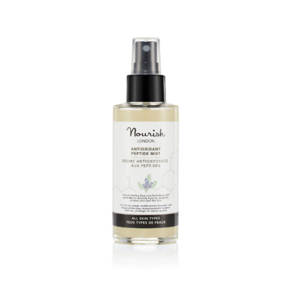 Nourish London Antioxidant Peptide Mist kasvovesi 100ml