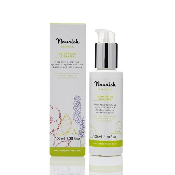 Nourish London Balance puhdistusmaito 100ml