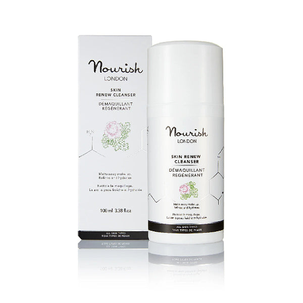 Nourish London Skin Renew puhdistusvoide 100ml
