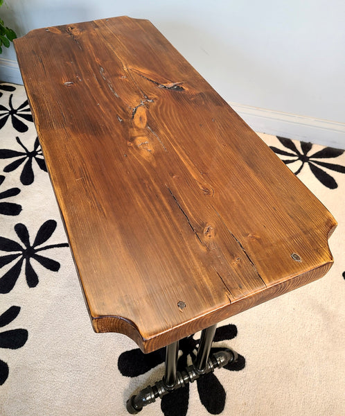 Reclaimed wood Nightstand, End Table or Side Table