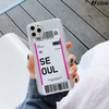 Coque Destination - Pour iPhone