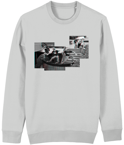 Haffey Stereoscopic 3D Sweater