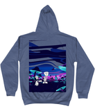 PS x OMG Take a trip to Mushroom Land Hoody