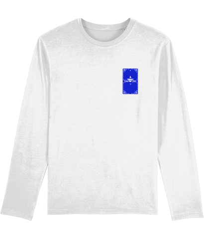 PS vs Dark Mage Long Sleeve White