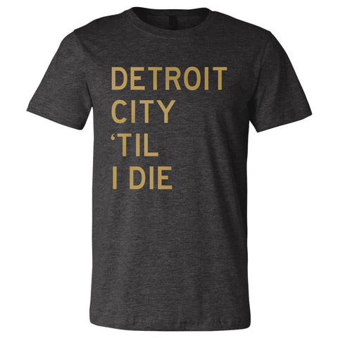 DCTID Men's T-shirt - Dark Grey