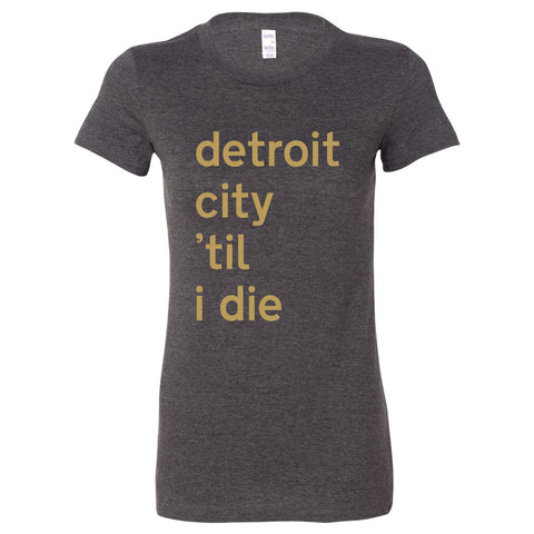 DCTID Women's T-Shirt - Dark Grey