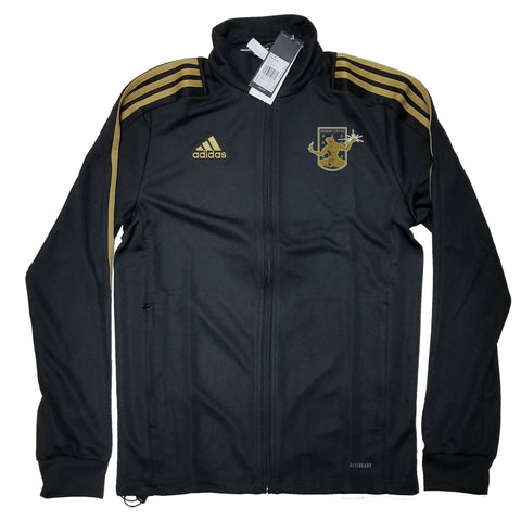 DCFC 2020 Adidas Men's Track Jacket - Black/Gold