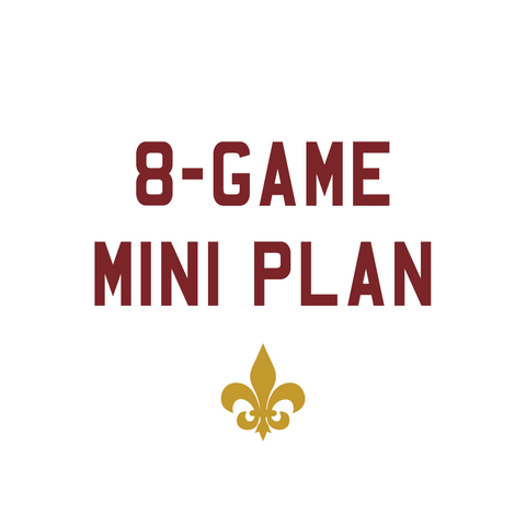 2019 Mini Plan- 8 Games
