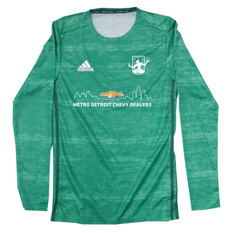 DCFC Long Sleeve 2020 Custom Goalie Jerseys