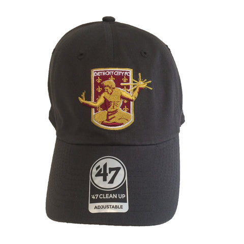 DCFC 47 Brand Adjustable Hat- Crest Gray