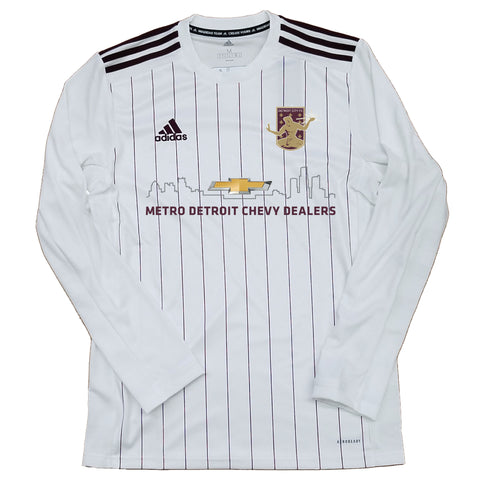 DCFC Long Sleeve 2020 Away Jerseys - Pre-Order