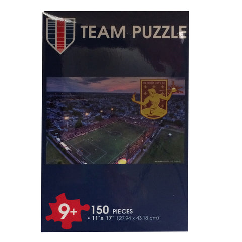 DCFC Puzzle- Keyworth- 150 Pieces