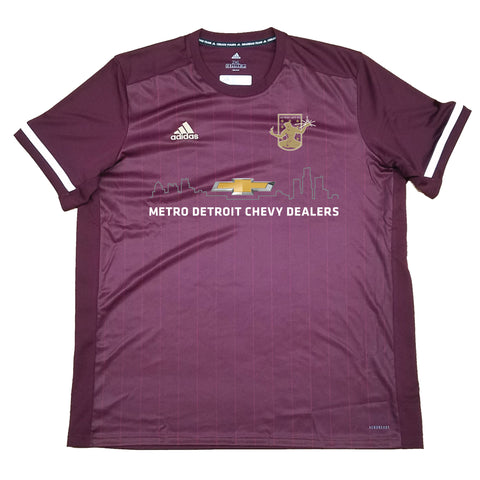 DCFC Short Sleeve 2020 Home Jerseys