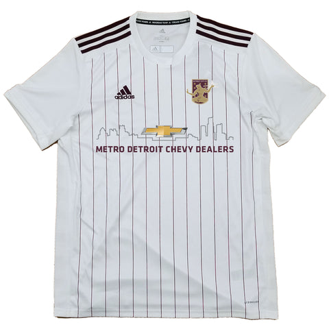 DCFC Short Sleeve 2020 Away Jersey