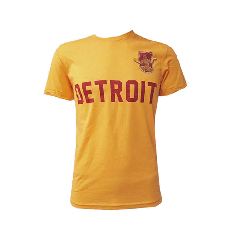 DCFC Detroit Badge - Gold