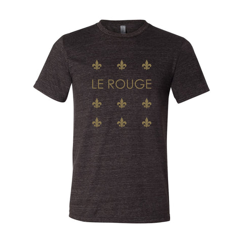 DCFC Le Rouge Tee- Grey