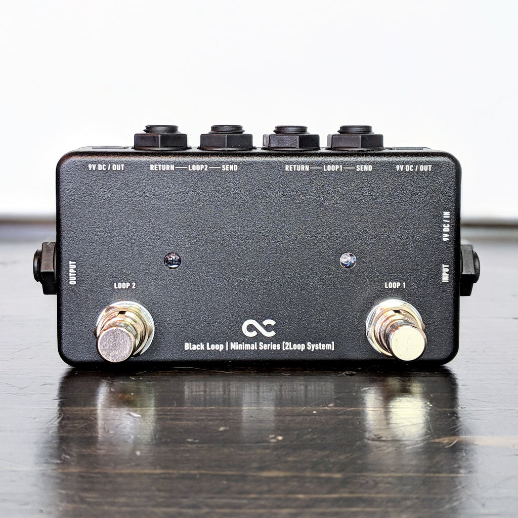 One Control Minimal Series Black Loop - NathansGear.Co