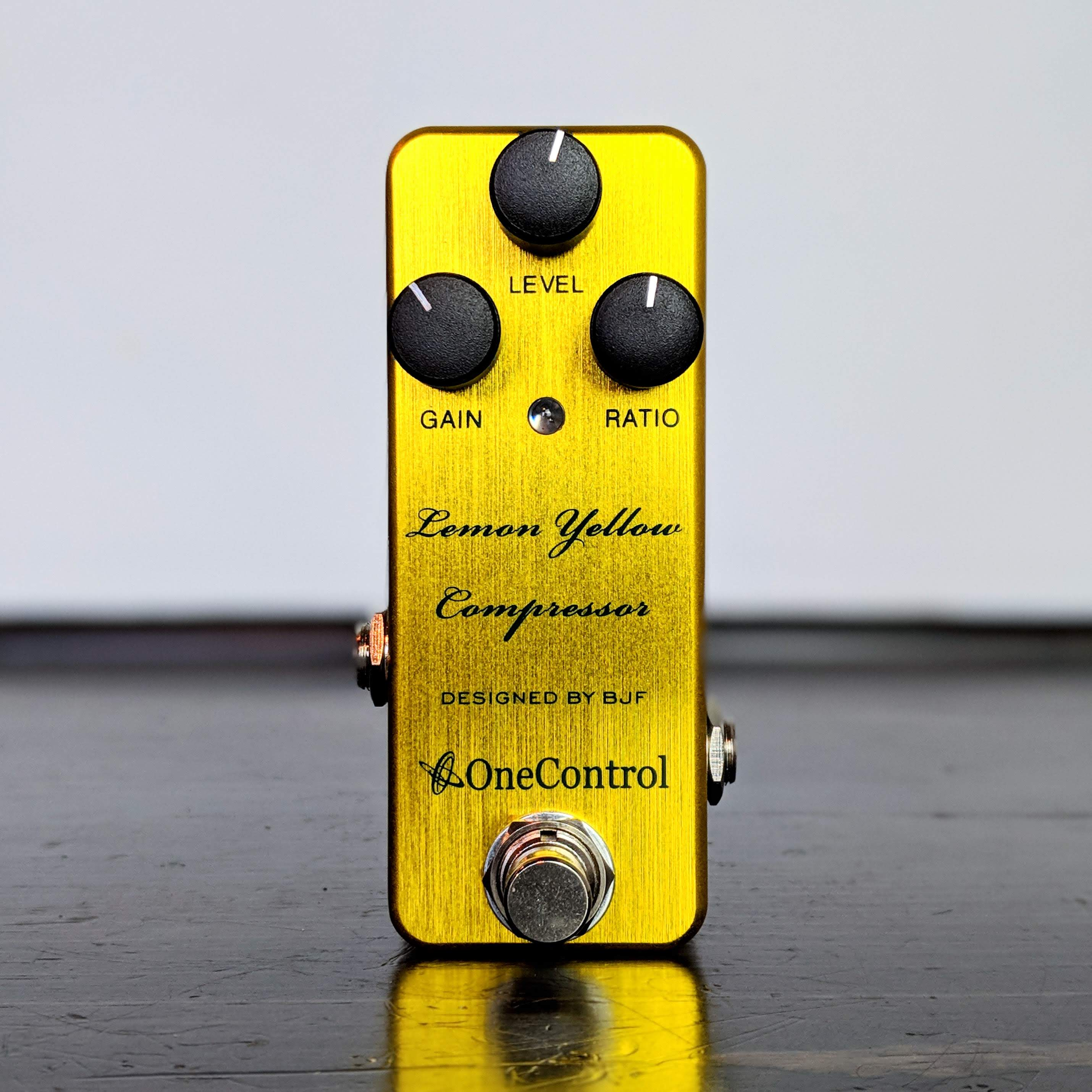 One Control Lemon Yellow Compressor - NathansGear.Co