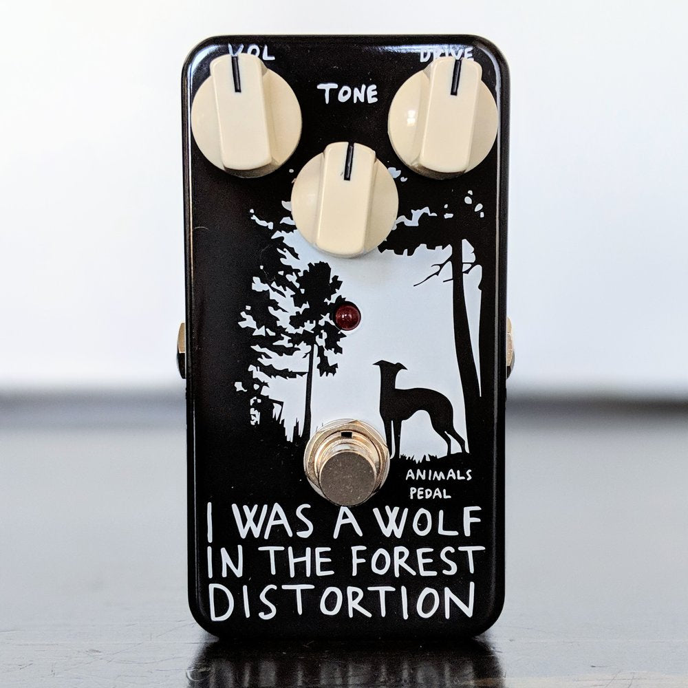 Animals Pedal I Was A Wolf In The Forest Distortion - NathansGear.Co