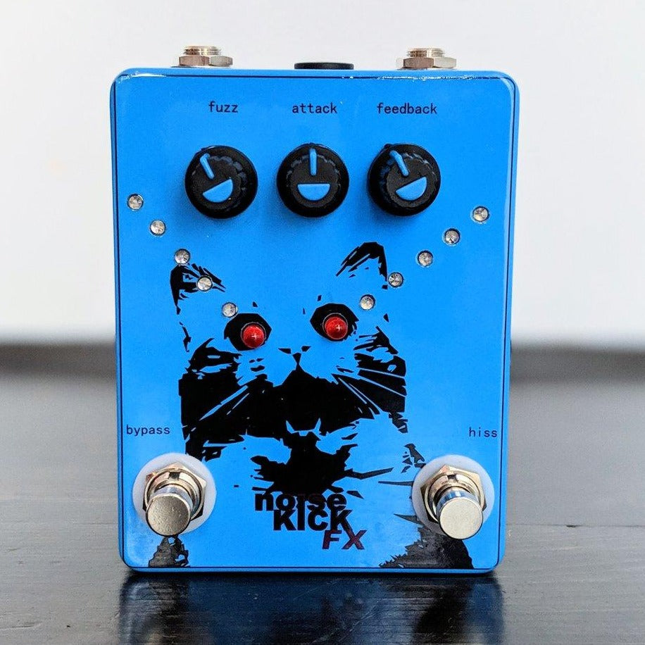 noiseKick FX Laser Cat Fuzz - NathansGear.Co