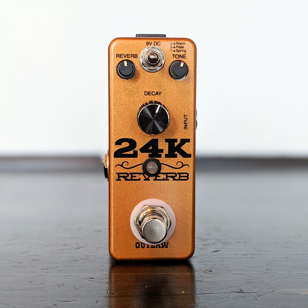 Outlaw Effects 24k Reverb - NathansGear.Co