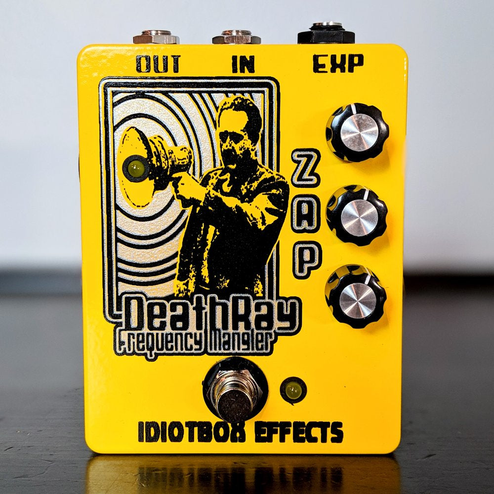 IdiotBox Effects Death Ray Frequency Mangler - NathansGear.Co