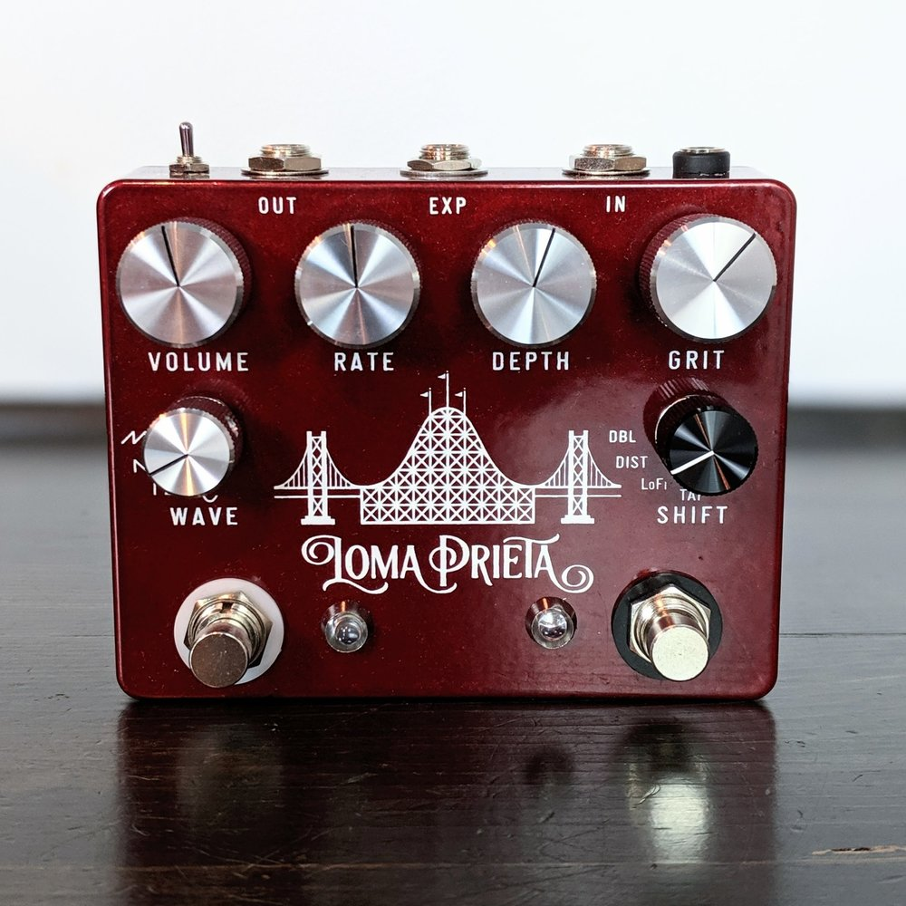 Coppersound Pedals Loma Prieta Gritty Harmonic Tremolo w/ Tap Tempo - NathansGear.Co